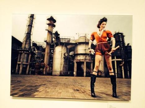 Chen Man's photos at Denver's RedLine make beauty powerful - Denver Post | CREATivity | Scoop.it