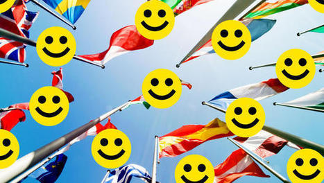 The 10 Happiest Countries In The World, And Why We're Not One Of Them | positive psychology | Scoop.it