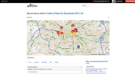 n0tice, the Guardian's online community noticeboard | Editors' Blog | Journalism.co.uk | Citizen Journalism & Hyperlocal News Info | Scoop.it