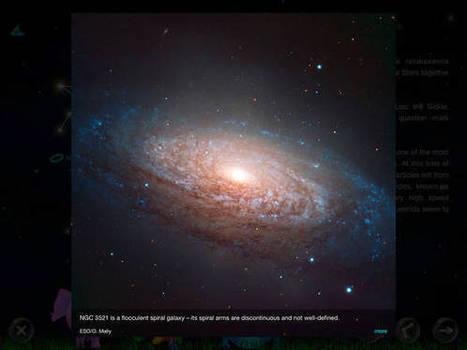 Arriva un'app per scoprire l'universo | Editoria e Comunicazione scientifica | Scoop.it