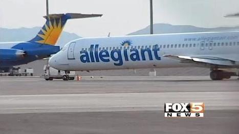 Allegiant Air moving to McCarran's A Concourse - KVVU Las Vegas | Aviation | Scoop.it