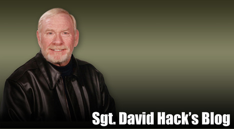 David D. Hack aka Sgt. Hack -- The History Sgt. David Hack and US Wings, Provider of Quality Aviation Leather Bomber Jackets | lesprecieux | Scoop.it