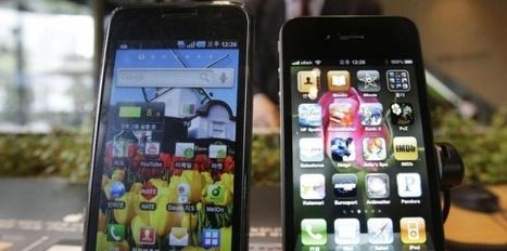 Pourquoi Samsung va gagner la guerre des brevets contre Apple   Community Manager #CM #Aquitaine   Scoop.it