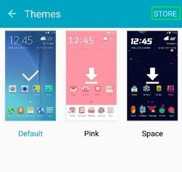 Comment modifier les thèmes sur le Galaxy S6 ? ~ Toubib PC   Comment réinitialiser un mot de passe oublié d'un iPad ou iPhone   Scoop.it