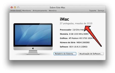 Os Macbooks, iMacs e outros Macs compatíveis com o OS X Yosemite – e um vídeo ensinando a pronunciar | Apple Mac OS News | Scoop.it