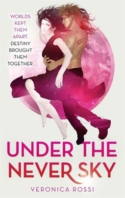 Realm of Fiction: Review: Under the Never Sky by Veronica Rossi   Dystopian Fiction   Scoop.it