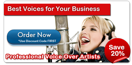 Voice Over Artists | voice over talent | Scoop.it