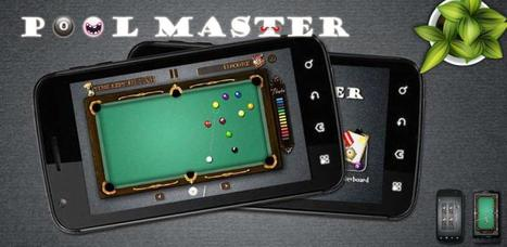 Billard Pool Master Pro - Android Market | Android Apps | Scoop.it