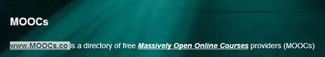 MOOCs Directory | Ict4champions | Scoop.it