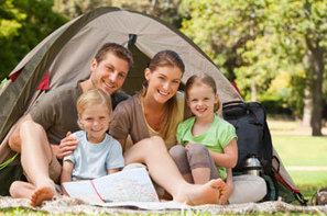 Camping could help reset your internal body clock | Best Pop Up Tents Guide | Scoop.it