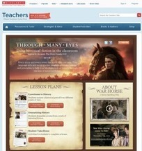 Scholastic Teachers' Guide for War Horse - Simply Stacie | Education Resources | Scoop.it