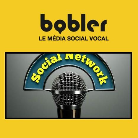 Avec Bobler, ajoutez du son à vos tweets ! | Radio 2.0 (En & Fr) | Scoop.it