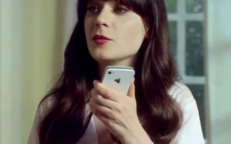 Samuel L. Jackson, Zooey Deschanel Star in New Apple Ads [VIDEOS] | Communication | Scoop.it