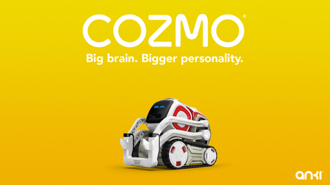 Cozmo Blog | The Robot Times | Scoop.it