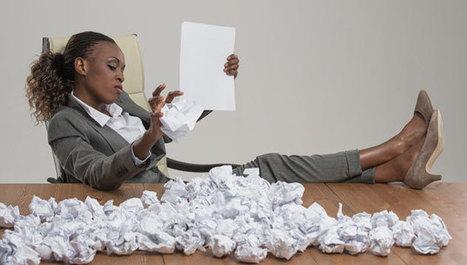 Qu'est-ce qui éveille la méfiance des recruteurs dans un CV?   Jobboom   conseils emploi   Scoop.it