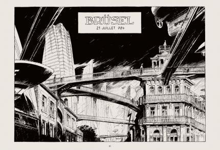 Archi et BD : les Cités Obscures de Schuiten et Peeters, une encyclopédie del'architecture | L'Histoire des Arts en 3ème au collège Vincent Auriol | Scoop.it