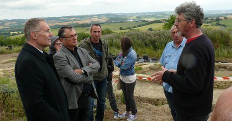 Journées de l'archéologie : Roquelaure, site majeur pour comprendre Auch | Les news du Gers : toute l'actualité du gers | Scoop.it