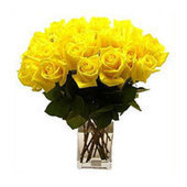 Bouquet of Yellow Roses - order online to get delivery in India, Flower bouquet delivery is available in Chandigarh and other cities | Gifts Delivery in India | Scoop.it