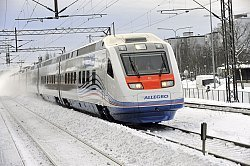 Express train Allegro's popularity exceeds all expectations | Finland | Scoop.it
