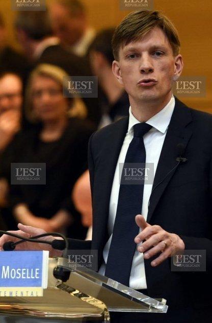 Nancy : au conseil départemental, Mathieu Klein trace le chemin à suivre | LorPolitique | Scoop.it