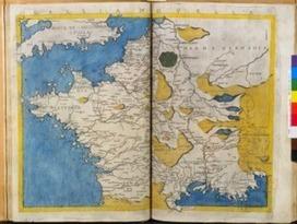 L'histoire de la carte de France en cinq hexagones | Voir et prier | Scoop.it