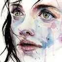 A Stunning Watercolor Speed Painting by Agnes-Cecile | Colossal | rogue filmmaking & guerilla visual effects | Scoop.it