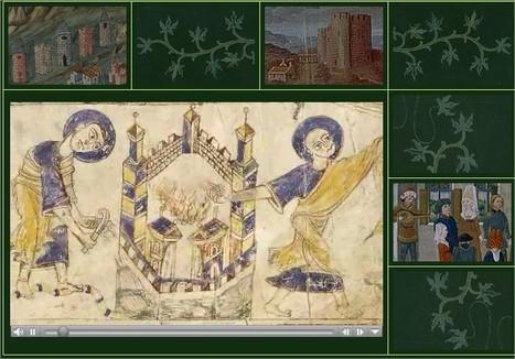 BnF - les châteaux forts - Audiovisuels | le Moyen Age | Scoop.it