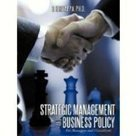 Marketing: Strategic Management and Business Policy: For Managers and Consultant (Kindle Edition) | Social Mercor | Scoop.it