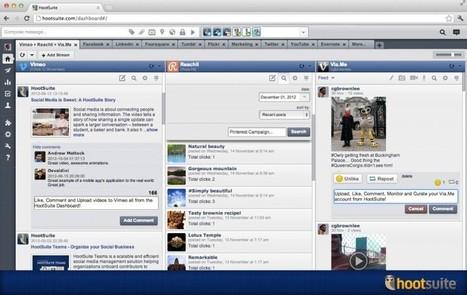 HootSuite nos permite gestionar nuestro blog en WordPress   Educación a Distancia y TIC   Scoop.it