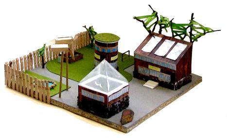 Construis ta Ville d'Ici et d'Ailleurs [Expérithèque] | VeilleÉducative - L'actualité de l'éducation en continu | Scoop.it