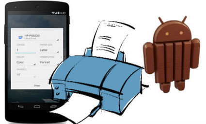Learning About The All New Android 4.4 Printing API | Software Development | Scoop.it