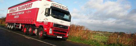 Home - Edwin C Farrall Transport Ltd | UK logistics | Scoop.it