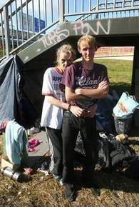 'There's times you'd just wish you were dead' - Everyday life living rough under the M50 - Independent.ie | LANDLORD & Tenant Abused, Misused and even some murdered In unusual ways with the help of their connections | Scoop.it