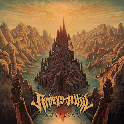 RIVERS OF NIHIL To Release Monarchy August 21st On Metal Blade Records | Metal News | Scoop.it
