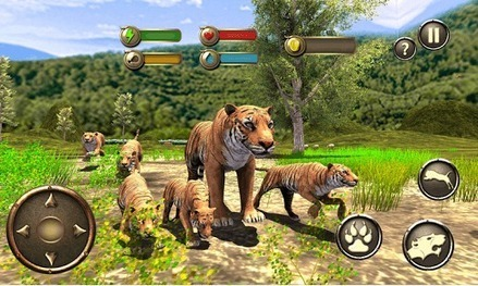 Wild Tiger Survival Simulator - Enter the jungle and start your hunting | Free Android Apps and games | Scoop.it