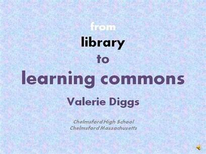 From Library to Learning Commons Yourschoollibrary Ppt Presentatio.. | Inquiry in the School Learning Commons | Scoop.it