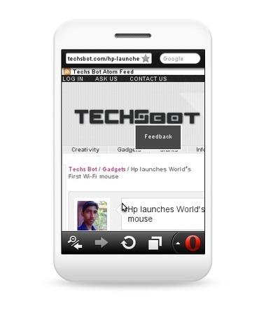 Try Opera Mini online | Techs Bot | AbdZak.90 | Scoop.it