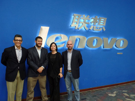 Lenovo donó 50 laptops de última generación a la Alcaldía de El Hatillo | Tecnología | Scoop.it