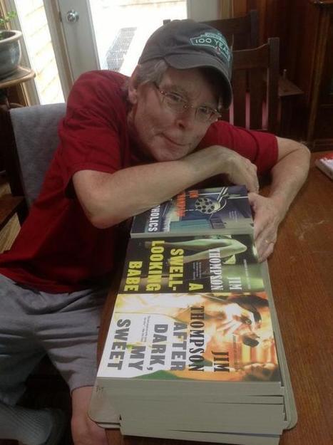 Stephen King sur Twitter | Stories of the Heart | Scoop.it