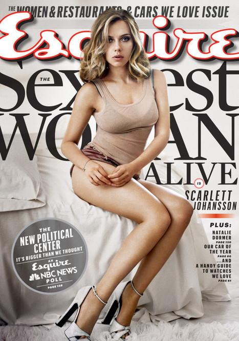 Scarlett Johansson Sexiest Woman Alive - Front Page Buzz | Entertainment | Scoop.it