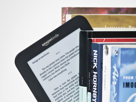 No  More E-Books Vs. Print Books Arguments, OK? : NPR | Ebook Era in Libraries | Scoop.it