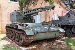 M578 Light Recovery Vehicle – Walk Around   History Around the Net   Scoop.it