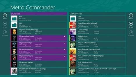 Torrex, Metro Commander, 8 Zip, Files & Folders- Now Free on Windows Store | fakanzhe | Scoop.it