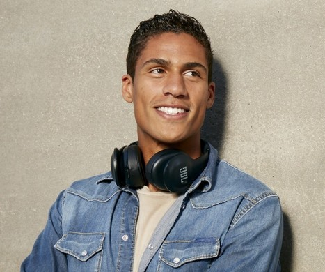 JBL choisit Raphael Varane | Sport and biz | Sportbusiness | Scoop.it