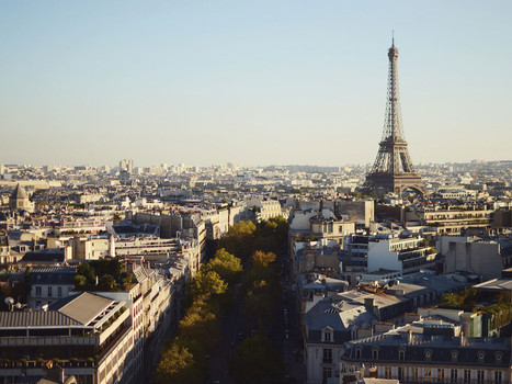 Where to Get the Best Views of the Eiffel Tower | Grande Passione | Scoop.it