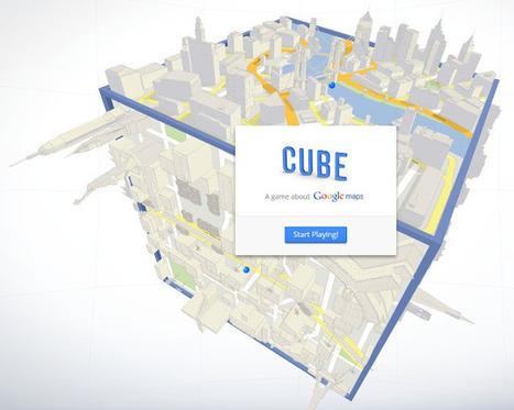 La Peña Toqueta: Play Map's Cube: juego de Google para jugar con mapas | #GoogleMaps | Scoop.it