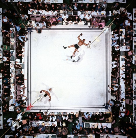 Muhammad Ali photographed by Neil Leifer | What's new in Visual Communication? | Scoop.it
