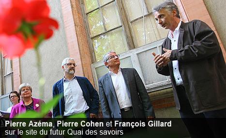 Toulouse. Le Quai des savoirs | Toulouse La Ville Rose | Scoop.it