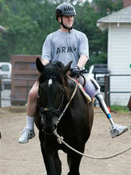 Hippotherapy? They're riding a Horse NOT a Hippo! | Hippotherapy | Scoop.it