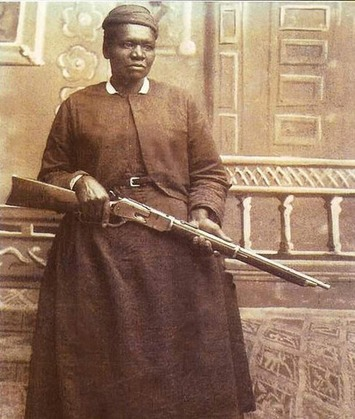 Mary Fields started life as a slave in Hickman County,Tenn in 1832. When she gained her freedom after the Civil War | Herstory | Scoop.it
